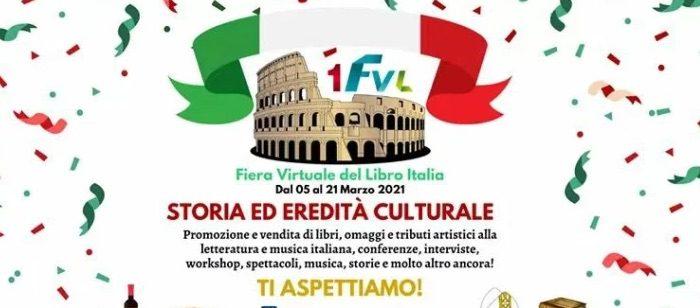 Vídeo presentación y HOMENAJE AL POETA GIACOMO LEOPARDI en Fiera Virtuale del Libro Italia